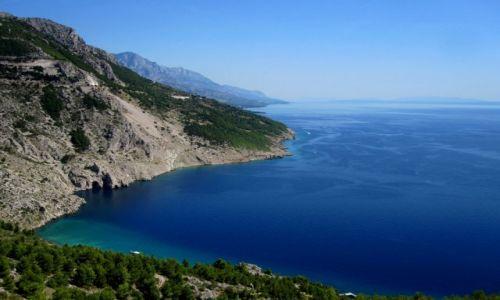 Zdjecie CHORWACJA / Dalmacja / Riwiera Makarska / piękna Chorwacja