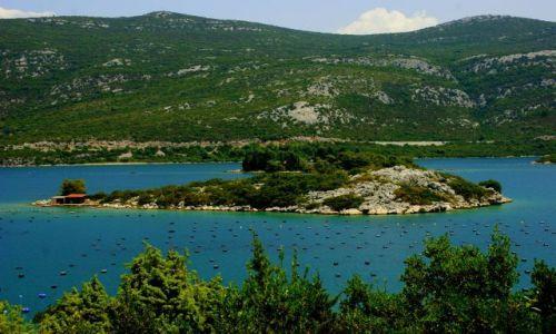 Zdjęcie CHORWACJA / Chorwacja / Chorwacja / Wyspa