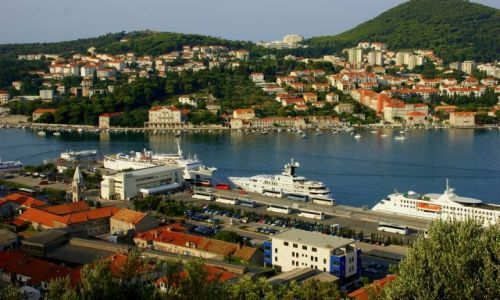 Zdjęcie CHORWACJA / Chorwacja / Chorwacja / Dubrownik