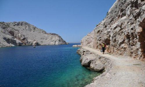 Zdjęcie CHORWACJA / Północna Dalmacja / niedaleko Jablanac / Zatoka Zavratnica