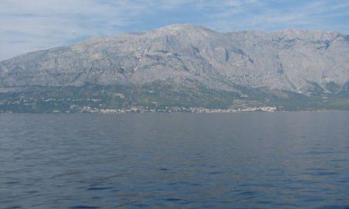 Zdjęcie CHORWACJA / Dalmacja / Makarska / Powrót z wyspy Brać