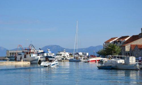 Zdjęcie CHORWACJA / środkowa dalmacja / wyspa hvar / w sucuraju 2