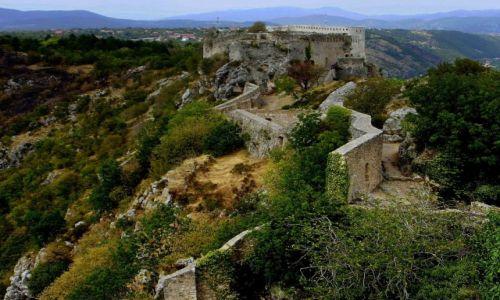 Zdjęcie CHORWACJA / północna Dalmacja / Knin / twierdza Knin