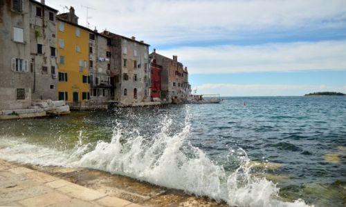 Zdjęcie CHORWACJA /  Półwysep Istria / Rovinj / Rovinj