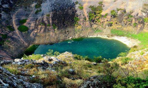 Zdjecie CHORWACJA / Dalmacja / Imotski / Modro Jezero