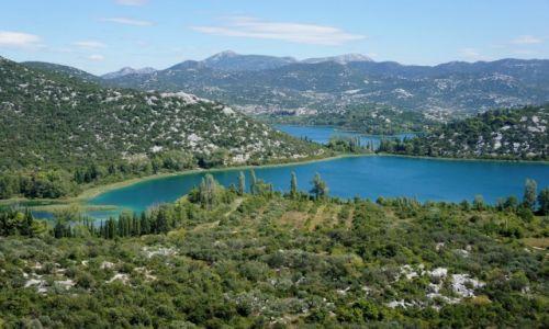Zdjecie CHORWACJA / Dalmacja / Baćina / Baćinska Jezera