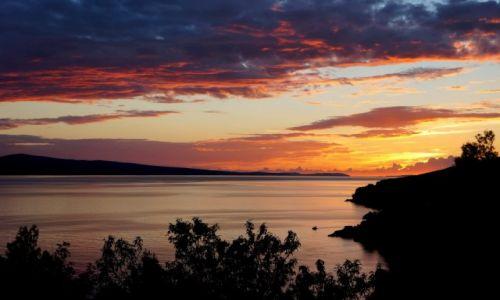 Zdjecie CHORWACJA / Riviera Makarska / Mimice / zapatrzenie...