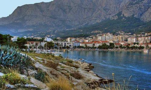 Zdjęcie CHORWACJA / Dalmacja / Makarska / Makarska