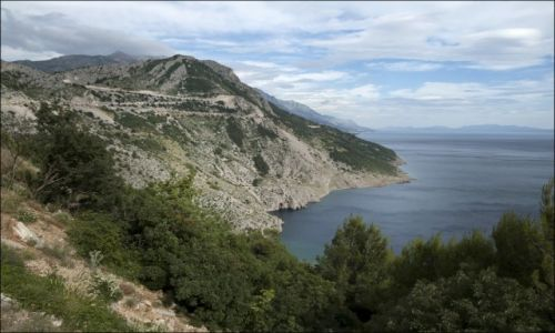 Zdjecie CHORWACJA / Dalmacja / Magistrala Adriatycka, Chorwacja / Magistrala Adriatycka