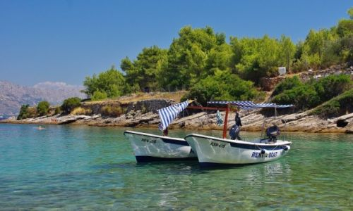 Zdjęcie CHORWACJA / Brac / Zatoka Lovrecina / Zatoka Lovrecina
