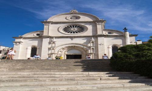 Zdjecie CHORWACJA / Dalmacja Środkowa / Szybenik / Katedra w Szybeniku