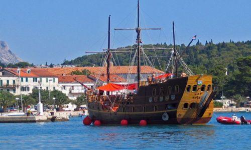Zdjęcie CHORWACJA / brak / Makarska / Galeon