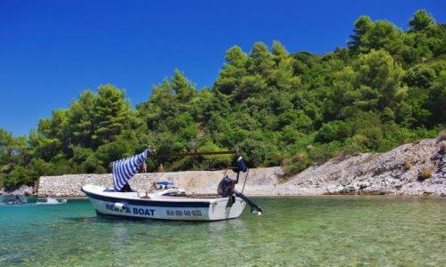 Zdjęcie CHORWACJA / Dalmacja / Brac / Gdzieś na wyspie Brac