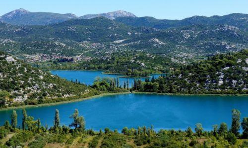 Zdjecie CHORWACJA / Dalmacja / Baćina / Baćina lakes...