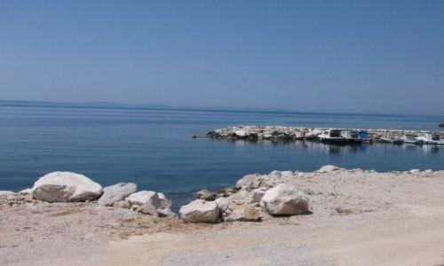 Zdjęcie CHORWACJA / Dalmacja / Makarska / nieznane