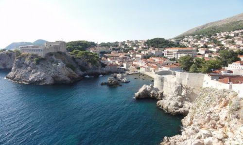 Zdjecie CHORWACJA / Dalmacja / Dubrovnik / Czar Dubrovnika