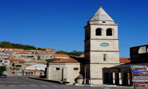 Zdjęcie CHORWACJA / Dalmacja południowa-Korčula / Smokvica / wieża musi być!