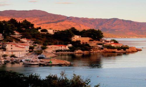 CHORWACJA / Dalmacja / Riviera Makarska / nim za górami zniknie...