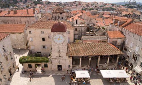 Zdjęcie CHORWACJA / Dalmacja / Trogir / Stare miasto