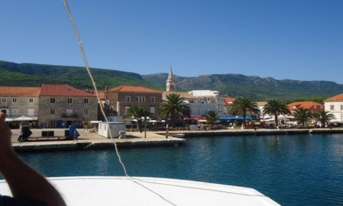 Zdjecie CHORWACJA / Dalmacja / Adriatyk / Wyspa Hvar
