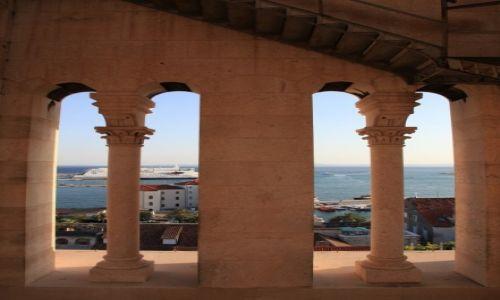 Zdjecie CHORWACJA / Split / Katedra św. Duje / Widok z wieży