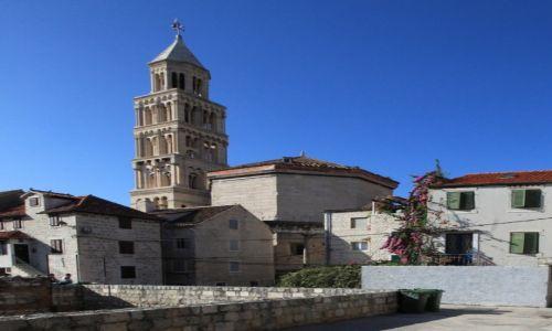 Zdjęcie CHORWACJA / Split / Pałac Dioklecjana / Mauzoleum - Katedra św. Duje