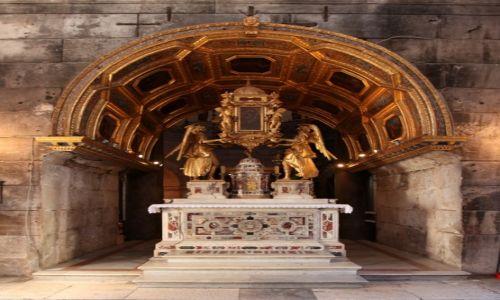 Zdjecie CHORWACJA / Dalmacja / Split / Ołtarz w Katedrze św. Duje