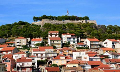 Zdjecie CHORWACJA / Południowa Chorwacja / Szybenik / Atrakcje i widoki Szybenika