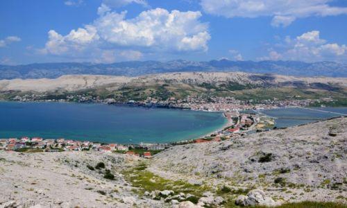 Zdjęcie CHORWACJA / Dalmacja / Pag / Na wyspie Pag