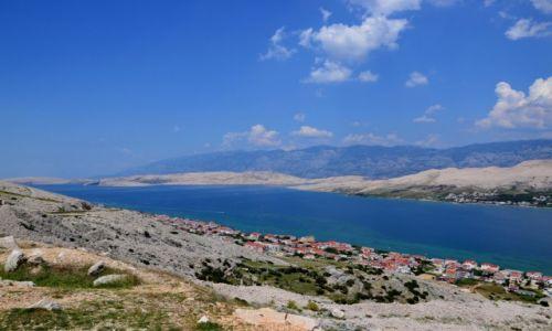 Zdjęcie CHORWACJA / Dalmacja / Pag / Na wyspie Pag 4