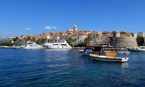 Zdjęcie CHORWACJA / południowa Dalmacja, Korčula / Korčula, czyli