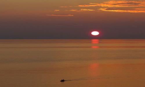 Zdjecie CHORWACJA / Dalmacja / Riviera Makarska / lijepa večer...