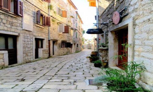 Zdjęcie CHORWACJA / Hvar / Stari Grad / dawniej Pharos...