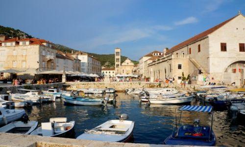 Zdjęcie CHORWACJA / płd. Chorwacja / wyspa Hvar / Hvar