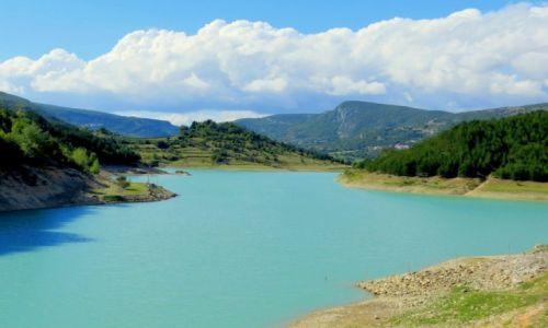 Zdjecie CHORWACJA / Dalmacja / Ricice / Green Lake...