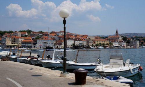 Zdjęcie CHORWACJA / wyspa Hvar / Stari Grad / Porcik
