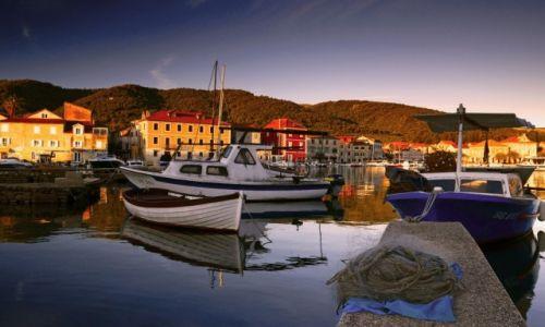 Zdjęcie CHORWACJA / Środkowej Dalmacji -Hvar /  Stari Grad  /  Starożytne Faros