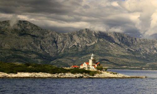 Zdjecie CHORWACJA / Środkowej Dalmacji -Hvar / Sućuraj /  Na wschodnim przylądku wyspy Hvar,