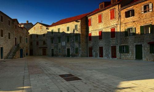 Zdjecie CHORWACJA / Środkowej Dalmacji -Hvar /  Stari Grad  / W pogoni za światłem!