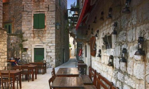 Zdjecie CHORWACJA / Środkowej Dalmacji -Hvar /  Stari Grad  /  Czekają na Ciebie!