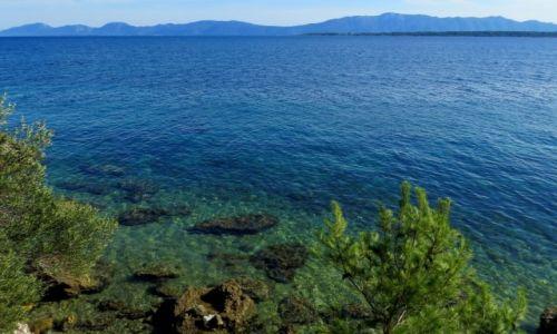 Zdjecie CHORWACJA / Dalmacja / Riviera Makarska / mówią, że to nie miejsce czyni nas szczęśliwymi...