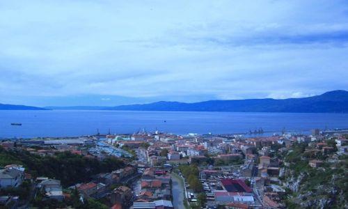 Zdjęcie CHORWACJA / Kvarner / Rijeka / Rijeka- widok z Twierdzy Trsat