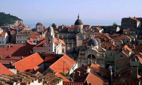 Zdjęcie CHORWACJA / Dalmacja / Dubrovnik / Też raz byłem nad ciepłym morzem.