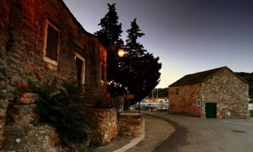 Zdjęcie CHORWACJA / Wyspa Hvar / Stari Grad / A po nocy przychodzi dzień....
