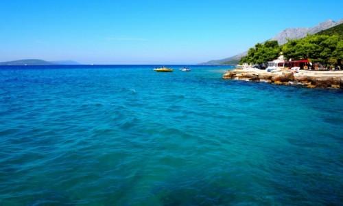Zdjecie CHORWACJA / Riviera Makarska / Zaostrog / kolory moich marzeń...