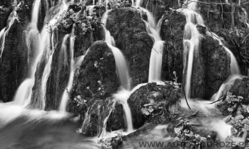 Zdjęcie CHORWACJA / Europa / Park Narodowy Plitwickie Jeziora / Dookoła Adriatyku cz.1