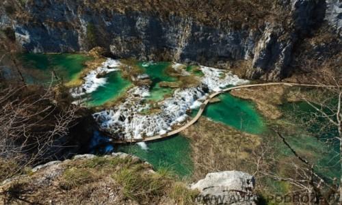 Zdjecie CHORWACJA / Europa / Park Narodowy Plitwickie Jeziora / Dooko�a Adriaty