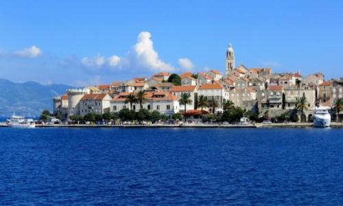 Zdjęcie CHORWACJA / Dalmacja południowa / Korčula / moja  Korčula...