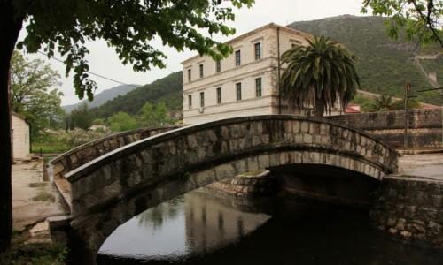 Zdjęcie CHORWACJA / Południowa Dalmacja / Ston / Mostek