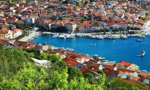 Zdjecie CHORWACJA / Południowa Dalmacja / Wyspa Korčula / Vela Luka